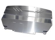 Aluminum Under Tray for RWD Infiniti Q50 & Q60 (V37)