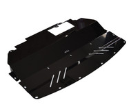 Aluminum Under Tray for RWD Infiniti Q50 & Q60 (V37) BLACK