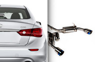 Q50 ARK Performance Exhaust