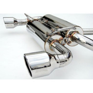 Invidia Gemini Stainless Steel Tip Exhaust for 03-08 Infiniti FX35 & FX45