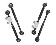 2x SPC Rear Adjustable Control Arms for Subaru Impreza WRX & STI (67640x2)