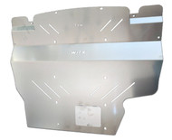 2015+ Subaru WRX Aluminum Engine Under Tray Skid Plate (15WRXEngine)