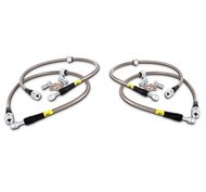Front & Rear SS Brake Lines for G37 & 370Z / M35 & M45
