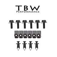 Under Tray Hardware Kit for 15-18 Subaru WRX