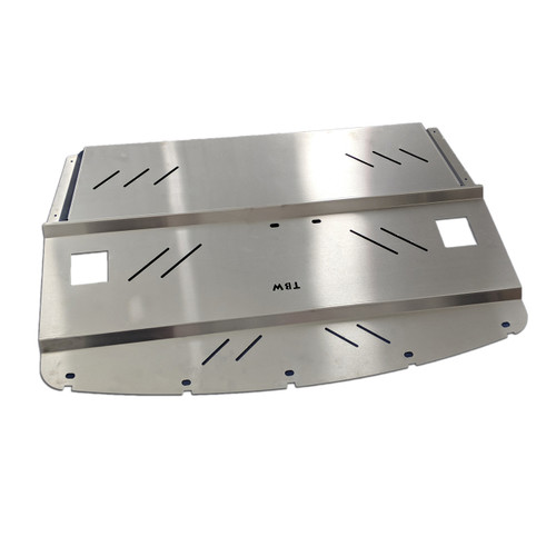 09-15 Nissan Maxima Aluminum Under Tray / Skid Plate