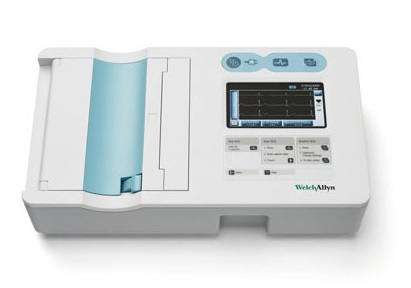 Welch Allyn CP 50 Resting ECG Machine with Optional Interpretive and Connectivity