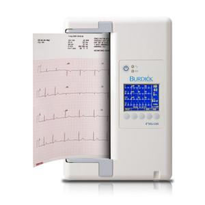 Burdick ELI 230 Resting ECG Machine 12-Lead Interpretive