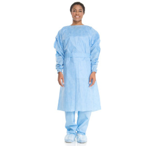 Halyard Health Isolation Gown Tri-Layer AAMI Level 2