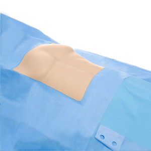 Halyard Health General Surgery Chest Surgical Drapes