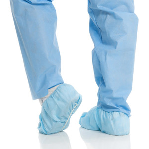 Halyard Health Heavy-Duty Shoe Covers