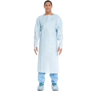 Halyard Health Impervious Comfort Gown Universal Size in Blue