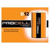 Duracell Procell Alkaline Batteries D