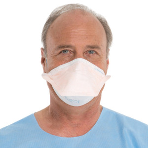 Halyard Health FLUIDSHIELD N95 Filter Respirator and Surgical Mask