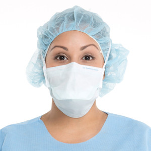 Halyard Health Duckbill Fog-Free Surgical Mask