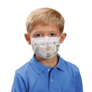 Halyard Health Disney Childs Face Mask for Ages 4-12
