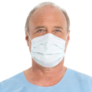 Halyard Health Procedure Mask Fog-Free SO SOFT White