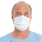 Halyard Health Procedure Mask Fog-Free SO SOFT White