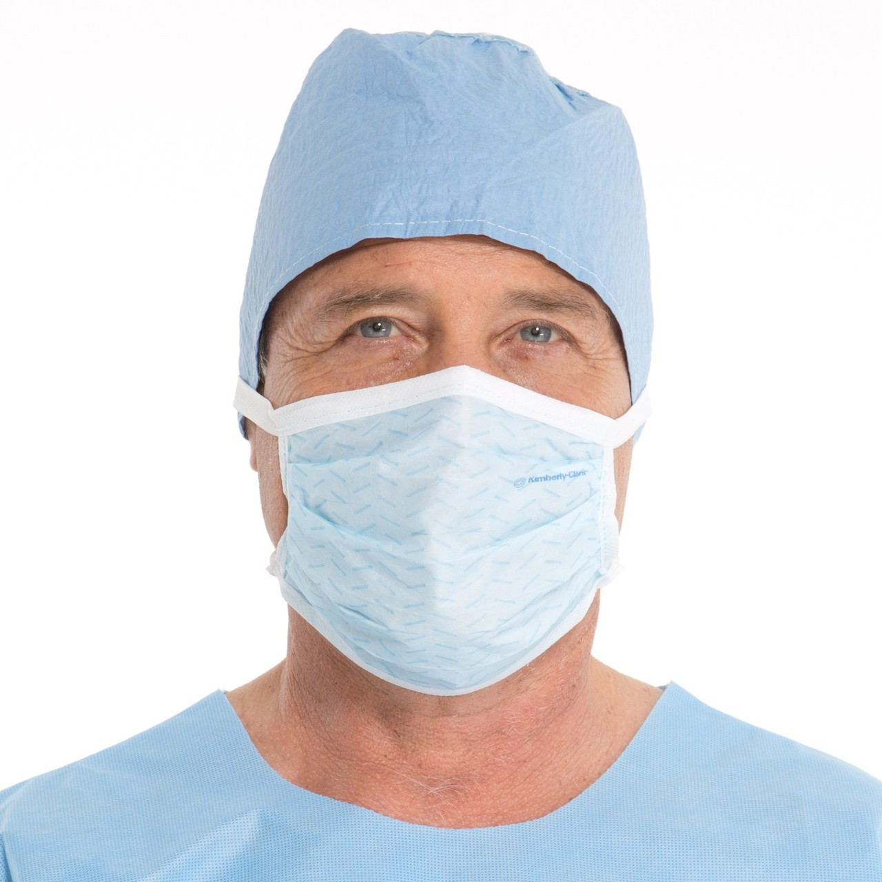 Touch Blue Halyard Surgical Ii Mask Health Soft