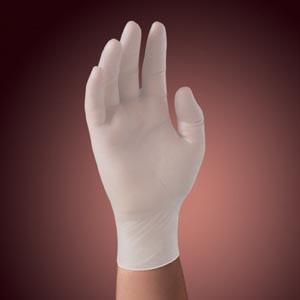 Halyard Health Vinyl Exam Gloves-White