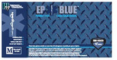 Latex Exam Gloves-DermAssist EP Blue