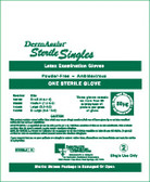 Sterile Single Latex Exam Gloves-DermAssist