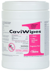 Caviwipes1 Surface Disinfectant Wipes
