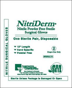 Nitrile Surgical Gloves-NitriDerm