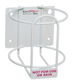 CaviWipes and CaviWipes1 Canister Wall Bracket 13-1175