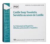 PDI Castile Soap Towelettes
