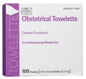 PDI Hygea Obstetrical Towelette