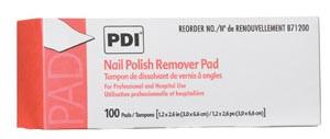 PDI Nail Polish Remover Pad