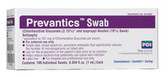 PDI Prevantics Antiseptics Swab Prep Pad with CHG