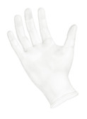 Sempermed Synthetic Vinyl Exam Gloves Powder-Free