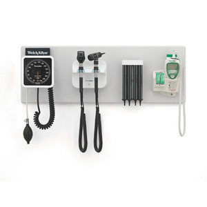 Welch Allyn Green Series 777 Integrated Wall Systems for Welch Allyn Devices
