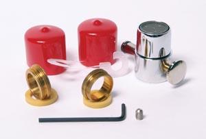Opti-Klens II Red Caps