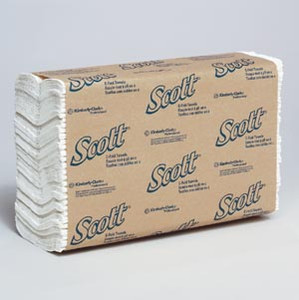 Kimberly-Clark Scott C-Fold Towels