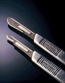 Aspen Surgical/Bard-Parker Stainless Steel Surgical Blades