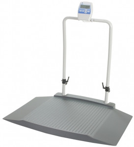 Doran Portable Fold-up Wheelchair Scale DS8030