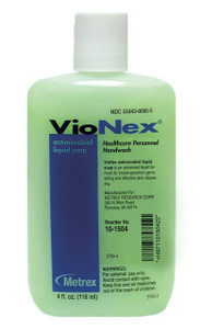 Metrex Research VioNex Antimicrobial Liquid Soap-4 oz