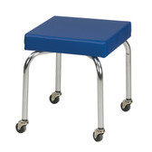 Physical Therapy Scooter Stool with Wheels
