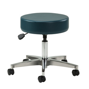 Pneumatic Stool Aluminum 5-Leg Base