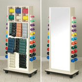 Physical Therapy Cabinet-Rack with Mirror
