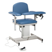 Blood Drawing Chair with Padded Arms Power Series