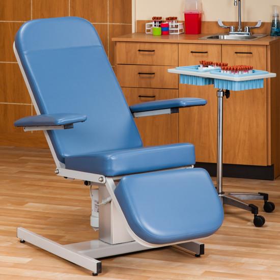 Groovy Clinton Blood Drawing Powered Recliner Chair Series Hi Lo 6810 Inzonedesignstudio Interior Chair Design Inzonedesignstudiocom