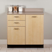 "Clinton 36"" Base Cabinet with 2 Doors and 2 Drawers 8036"