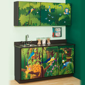 Pediatric Exam Room Cabinets Rainforest Follies