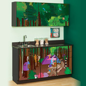 Pediatric Exam Room Cool Park Campgrounds Cabinets