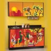 Pediatric Exam Room Southwestfest Cabinets