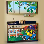 Pediatric Exam Room Cabinets Kangaroo Country
