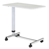 Over Bed Table H-Base Gray